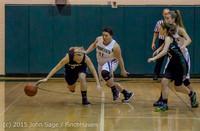 15611 Girls Varsity Basketball v Klahowya 120915