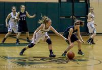 15616 Girls Varsity Basketball v Klahowya 120915