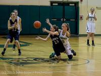 15633 Girls Varsity Basketball v Klahowya 120915