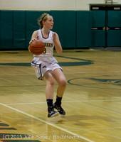 15667 Girls Varsity Basketball v Klahowya 120915