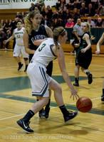 15676 Girls Varsity Basketball v Klahowya 120915