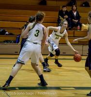 15705 Girls Varsity Basketball v Klahowya 120915