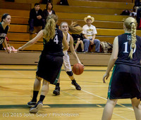 15709 Girls Varsity Basketball v Klahowya 120915