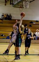 15721 Girls Varsity Basketball v Klahowya 120915