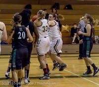 15743 Girls Varsity Basketball v Klahowya 120915