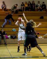 15752 Girls Varsity Basketball v Klahowya 120915