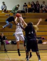 15753 Girls Varsity Basketball v Klahowya 120915