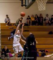 15754 Girls Varsity Basketball v Klahowya 120915