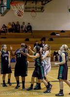 15768 Girls Varsity Basketball v Klahowya 120915