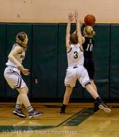 15772 Girls Varsity Basketball v Klahowya 120915