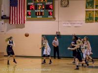 15777 Girls Varsity Basketball v Klahowya 120915