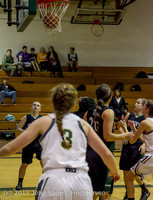 15803 Girls Varsity Basketball v Klahowya 120915