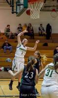 15805 Girls Varsity Basketball v Klahowya 120915