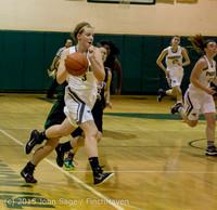 15834 Girls Varsity Basketball v Klahowya 120915
