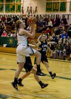 15843 Girls Varsity Basketball v Klahowya 120915