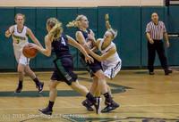 15862 Girls Varsity Basketball v Klahowya 120915