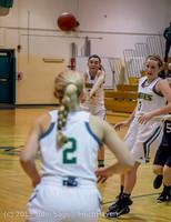 15864 Girls Varsity Basketball v Klahowya 120915