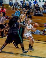 15866 Girls Varsity Basketball v Klahowya 120915