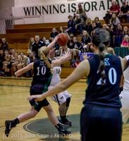 15880 Girls Varsity Basketball v Klahowya 120915