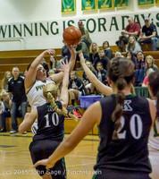 15881 Girls Varsity Basketball v Klahowya 120915
