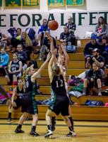 15904 Girls Varsity Basketball v Klahowya 120915