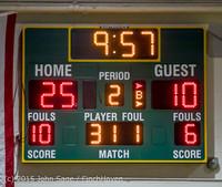 15913 Girls Varsity Basketball v Klahowya 120915