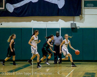 15943 Girls Varsity Basketball v Klahowya 120915