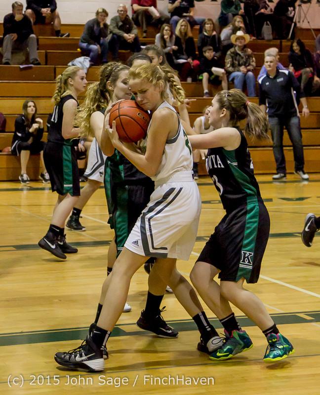 16032 Girls Varsity Basketball v Klahowya 120915