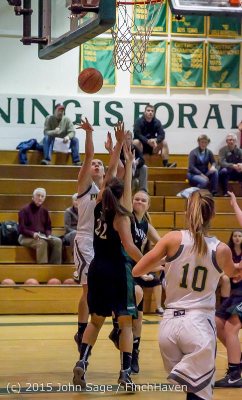 16126 Girls Varsity Basketball v Klahowya 120915