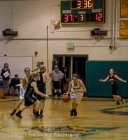 16166 Girls Varsity Basketball v Klahowya 120915