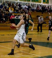 16176 Girls Varsity Basketball v Klahowya 120915