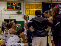 16206 Girls Varsity Basketball v Klahowya 120915