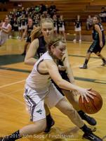 16228 Girls Varsity Basketball v Klahowya 120915