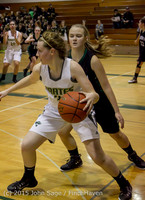16232 Girls Varsity Basketball v Klahowya 120915