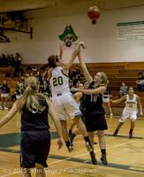 16245 Girls Varsity Basketball v Klahowya 120915