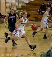 16260 Girls Varsity Basketball v Klahowya 120915