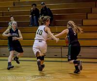 16284 Girls Varsity Basketball v Klahowya 120915