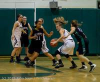 16285 Girls Varsity Basketball v Klahowya 120915