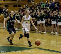 16290 Girls Varsity Basketball v Klahowya 120915