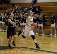 16292 Girls Varsity Basketball v Klahowya 120915