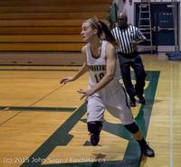 16305 Girls Varsity Basketball v Klahowya 120915