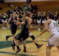 16330 Girls Varsity Basketball v Klahowya 120915