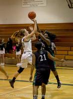 16334 Girls Varsity Basketball v Klahowya 120915