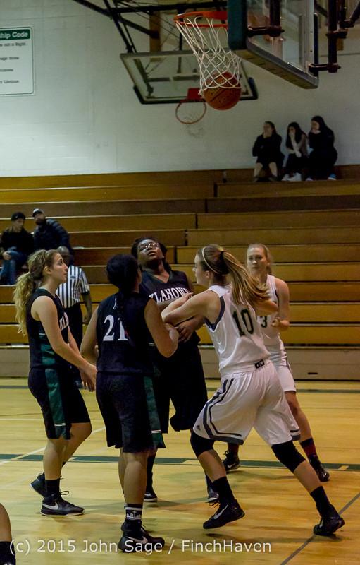 16344 Girls Varsity Basketball v Klahowya 120915