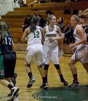 16353 Girls Varsity Basketball v Klahowya 120915