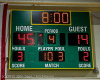16362 Girls Varsity Basketball v Klahowya 120915