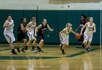 16407 Girls Varsity Basketball v Klahowya 120915