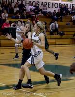 16418 Girls Varsity Basketball v Klahowya 120915