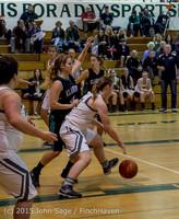 16478 Girls Varsity Basketball v Klahowya 120915