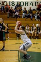 16499 Girls Varsity Basketball v Klahowya 120915